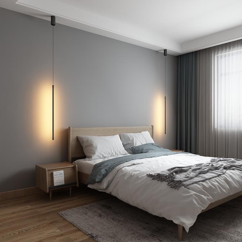 KEMMA BLACK, подвесной светодиодный светильник, дизайнерский светильник, купить подвесной светильник в Москве