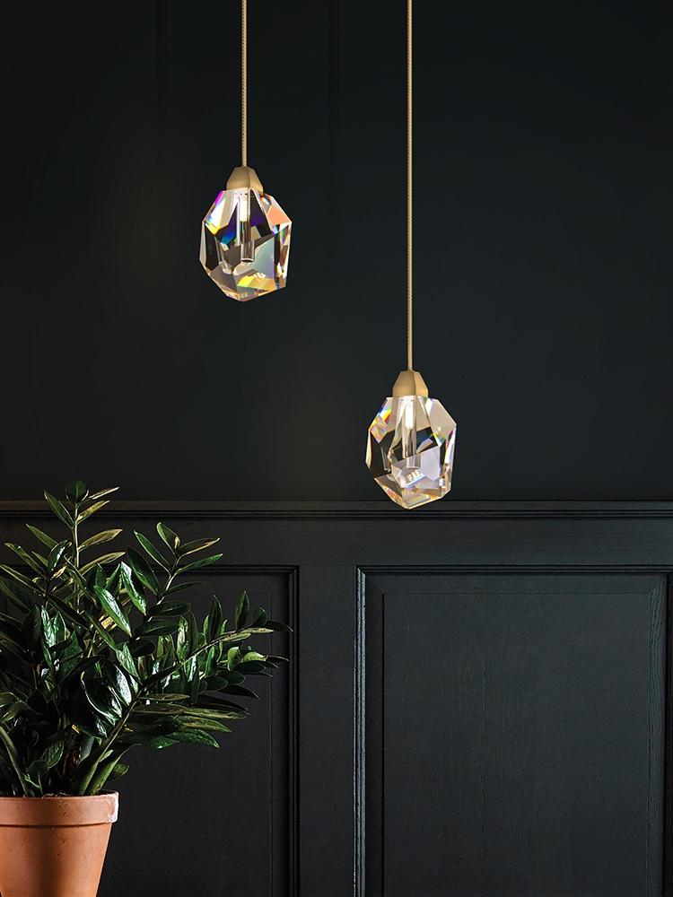 Дизайнерский подвесной светильник CRISTEL ONE