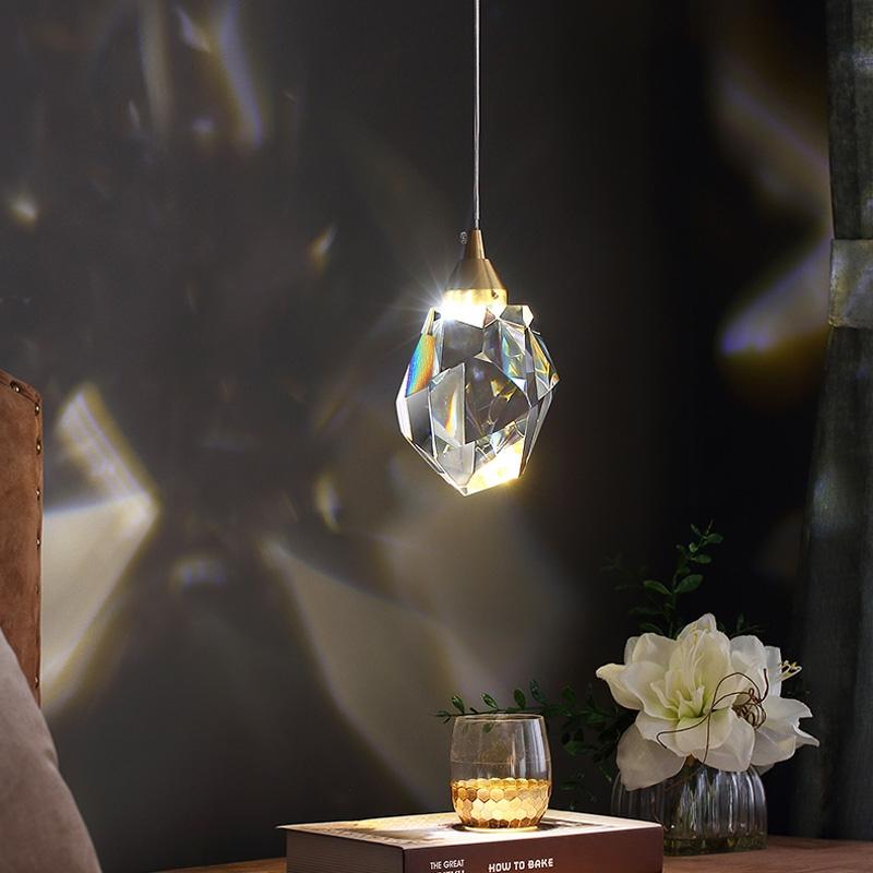 Подвесной светильник 1 стекло