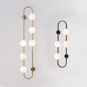 Настенный светильник Hoop wall
