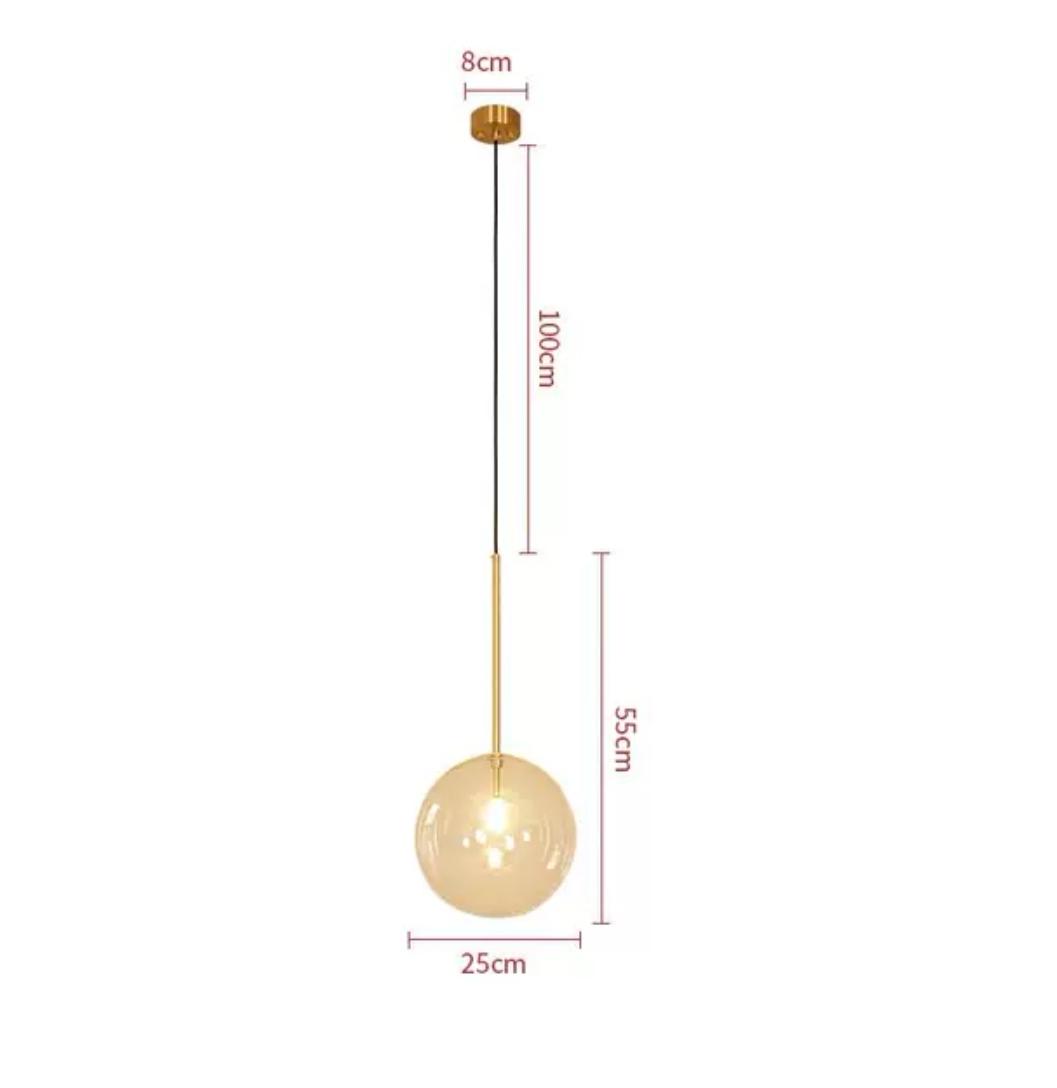 подвесной светильник Bolle Sola Arto