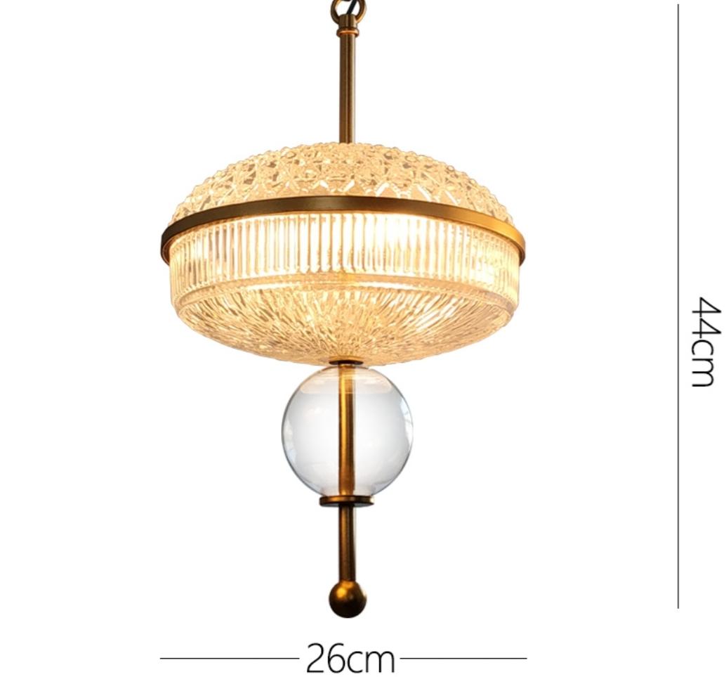 Ample дизайнерский светильник