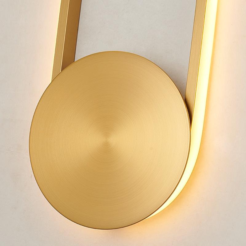 Настенный светильник Argyle - 6 фото