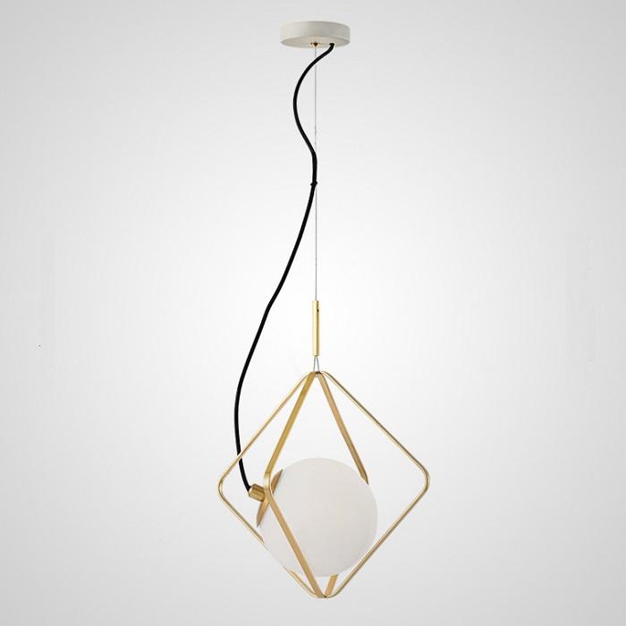 Подвесной светильник Adamas большего размера