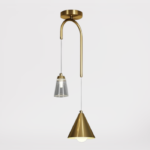 Подвесной светильник Adriell золото