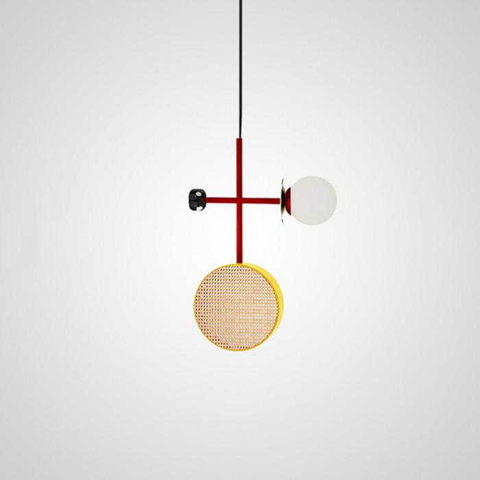Дизайнерский подвесной светильник Asen модификация A