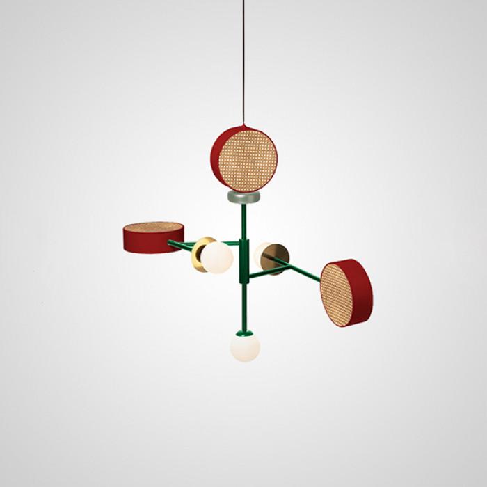 Дизайнерский подвесной светильник Asen модификация D