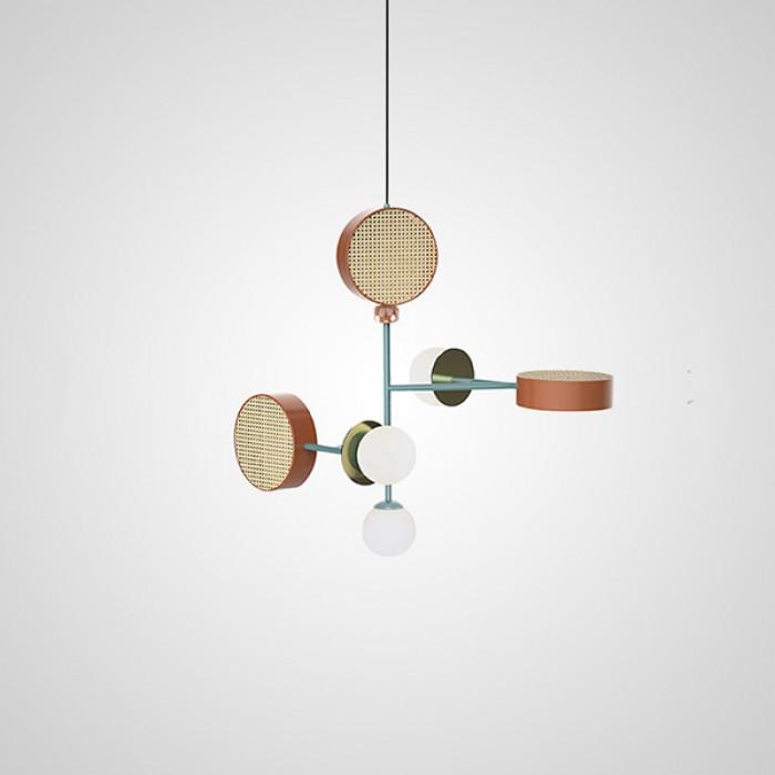 Дизайнерский подвесной светильник Asen модификация E