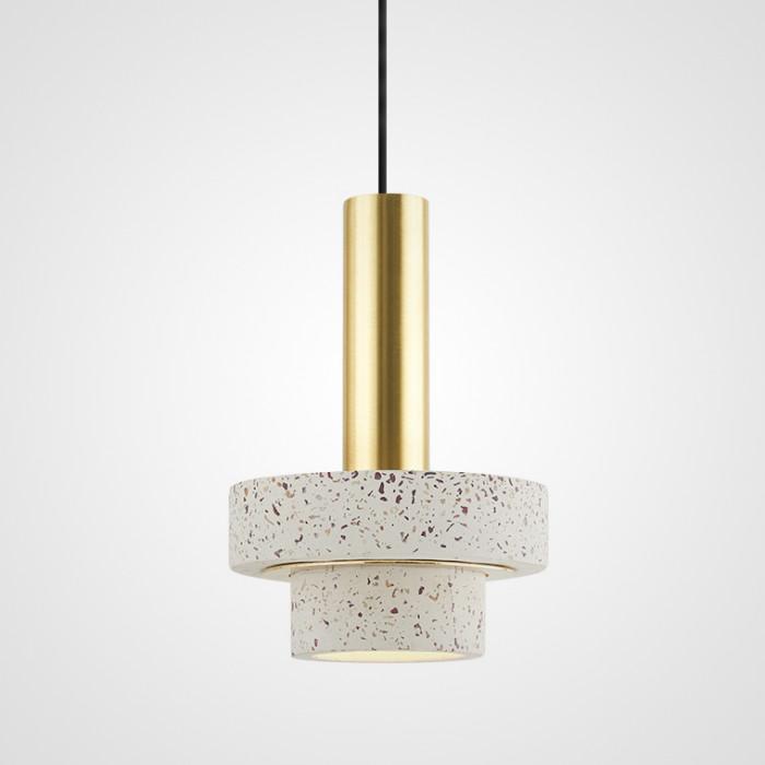 Дизайнерский светильник Cadis цветной терраццо