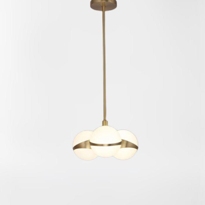 Подвесной светильник Kaira 3 плафона