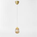 Подвесной светильник Lenita золото