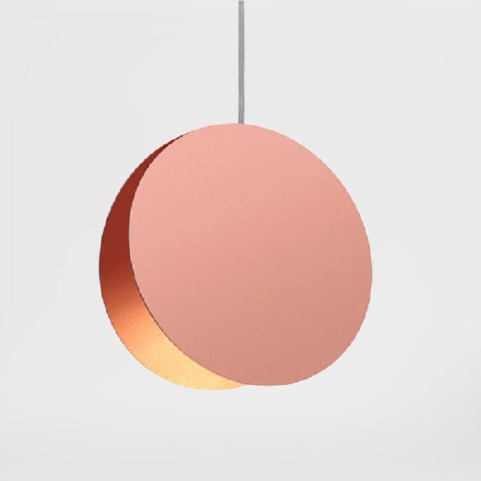 Подвесной светильник North Pendant Light by e15 медь