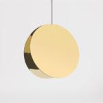 Подвесной светильник North Pendant Light by e15 золото