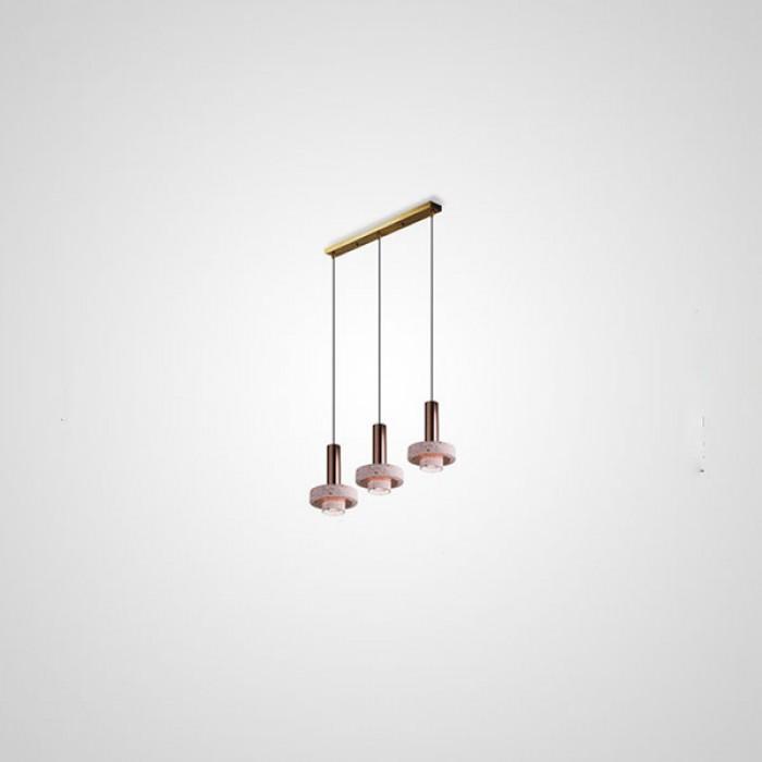 Дизайнерский светильник Troy три подвеса