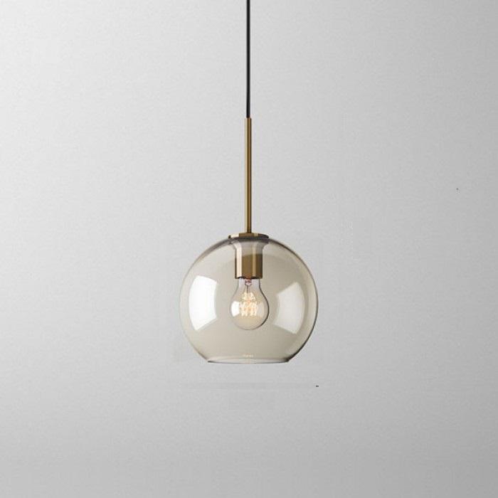 Подвесной светильник Vilmo с малым круглым плафоном