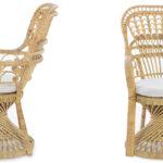 Уличное кресло Wicker Chair ротанг  - фото 2