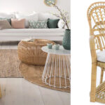 Уличное кресло Wicker Chair ротанг  - фото 3