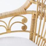 Уличное кресло Wicker Chair ротанг  - фото 4