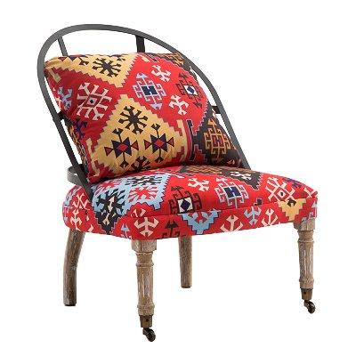 Кресло Evita Colonial Kelim   - фото 1