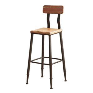 Барный стул Loft Wooden