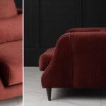 Кресло Portree Sofa цвет Паприка  - фото 2