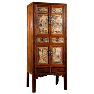 Китайский шкаф Brown Oak