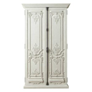 Шкаф French Distressed White