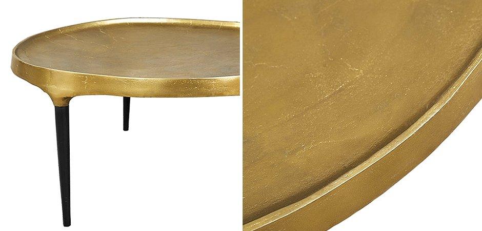 Кофейный стол Brass Stains Table  - фото 2