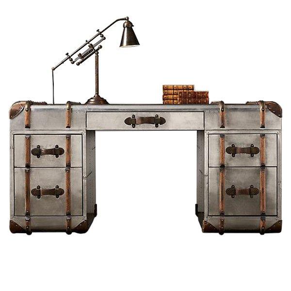 Стол RH Richards metal trunk Desks   - фото 1