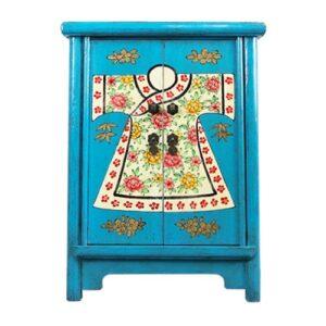 Тумба Chinese Pattern Blue