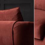 Кресло Portree Sofa цвет Паприка  - фото 3
