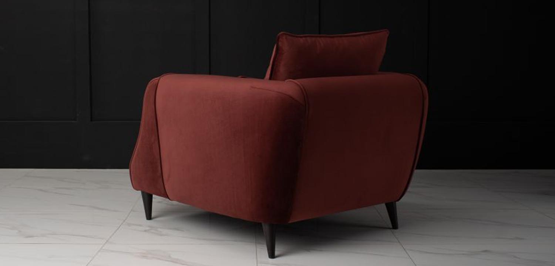Кресло Portree Sofa цвет Паприка  - фото 4