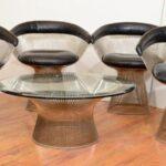 Стол Platner Table  designed by Warren Platner  - фото 4
