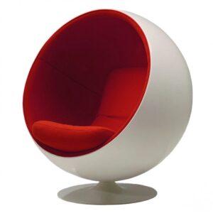 Кресло шар Ball Chair  designed by Eero Aarnio  in 1963