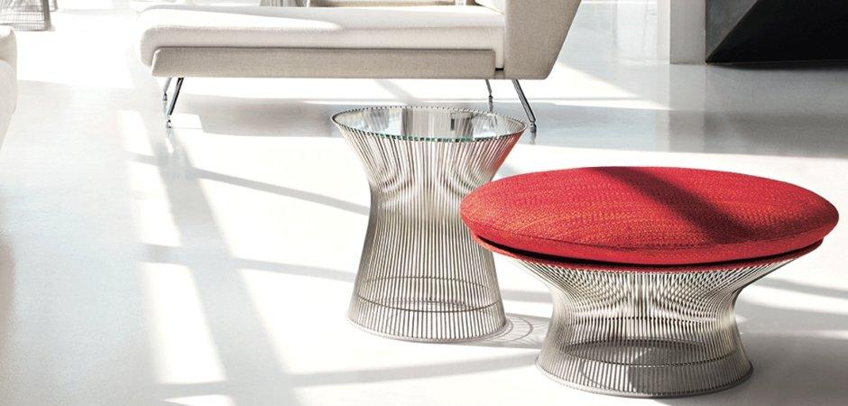Стол Platner Table  designed by Warren Platner  - фото 6