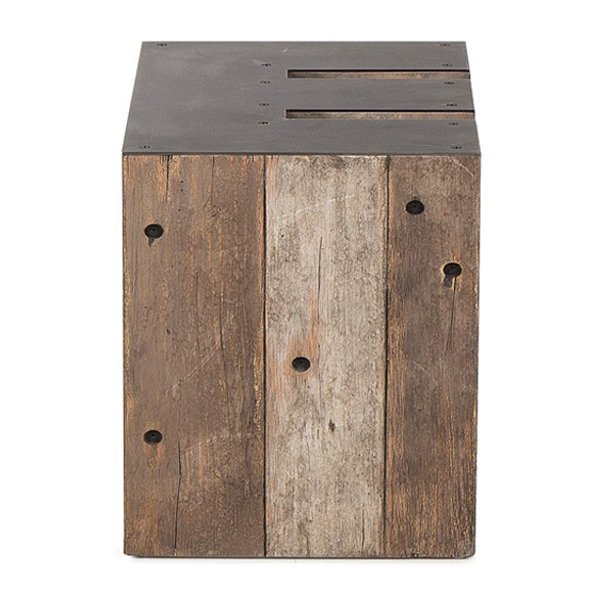 Столик Wooden Alphabet E Side Table  designed by Martin Waller  - фото 1