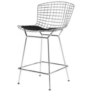 Барный стул Bertoia Barstool  designed by Harry Bertoia  in 1952