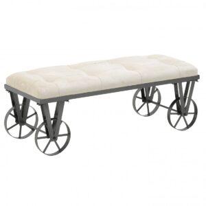 Банкетка Bench Seat Loft white