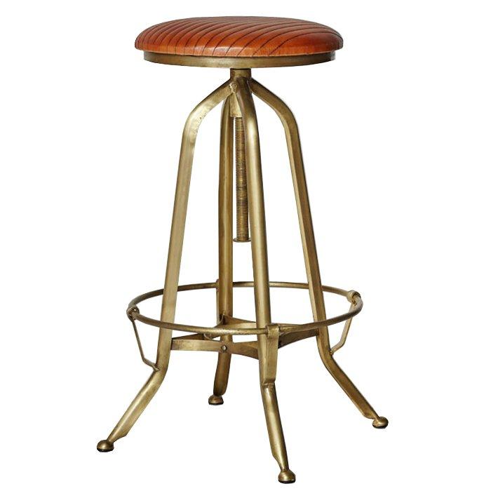 Барный стул Roller Bar Stool  - фото 1