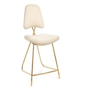 Барный стул Jonathan Adler Maxime Bar stool  designed by Jonathan Adler