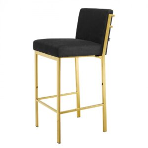 Барный стул Eichholtz Bar Stool Scott Gold