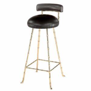 Барный стул High Upholstered Bar Stool