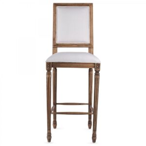 Барный стул JACOB bar stool Avory Linen