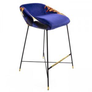 Барный стул Seletti High Stool Lipsticks