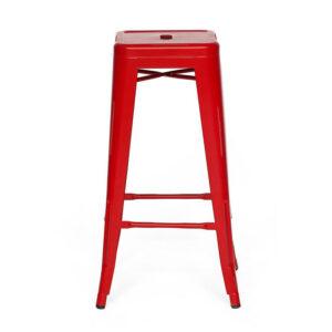 Барный стул Tolix red metal