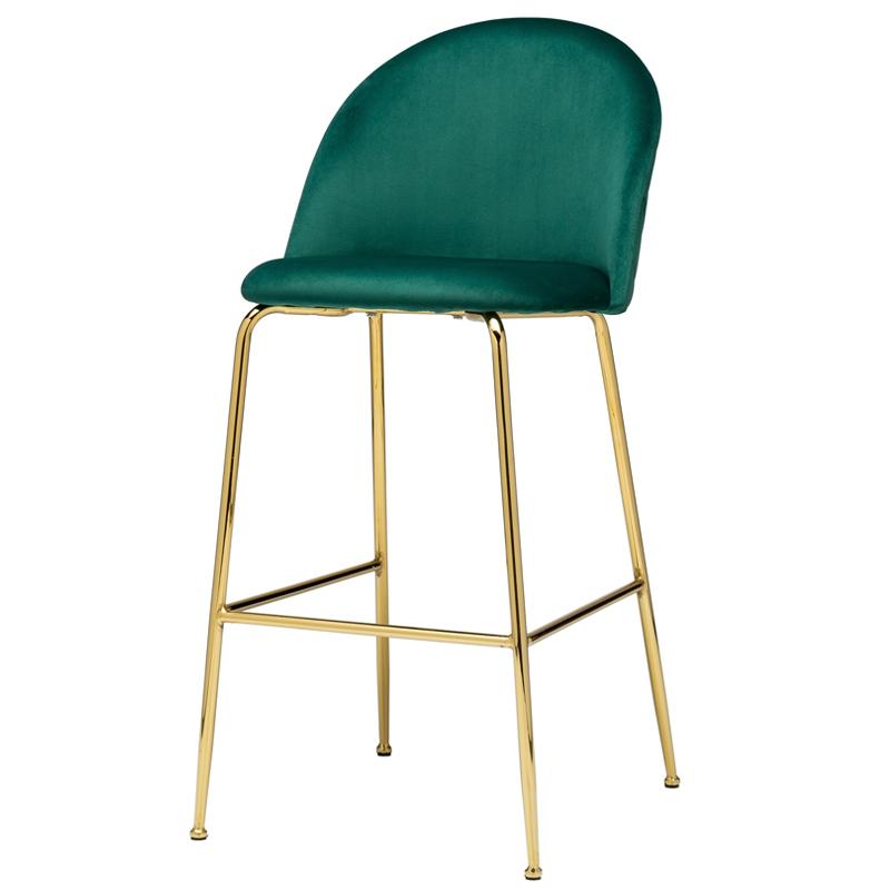 Барный стул Vendramin Bar Stool green  - фото 1