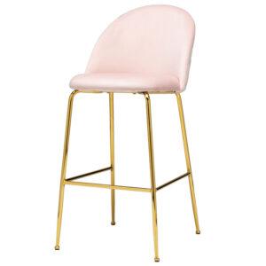 Барный стул Vendramin Bar Stool pink