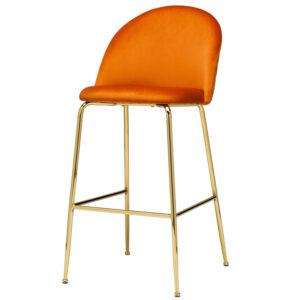 Барный стул Vendramin Bar Stool terracotta