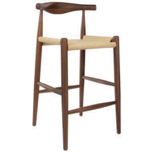 Барный стул Elbow  designed by Hans J.Wegner  in 1956