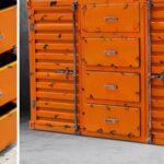 Буфет Sea Container винтаж 2  - фото 2